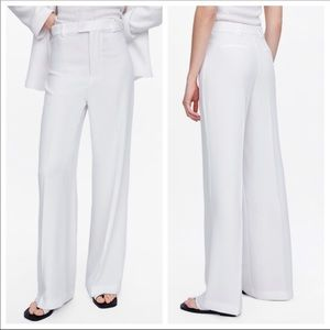 Zara Pants - NWT Zara Flowy Wide Leg Pants